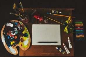 arte ajuda a desenvolver a criatividade